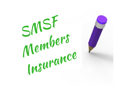Insurance for Self-Managed Superfund Members