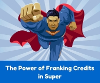 The Power of Franking Credits in Super